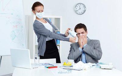 Is uw werkplek wel echt schoon?